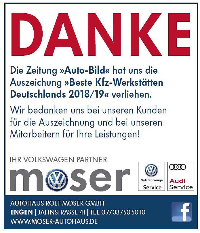 Willkommen Beim Autohaus Rolf Moser Gmbh